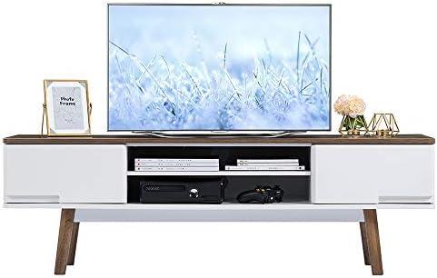 ChooChoo Mid Century Modern TV Stand