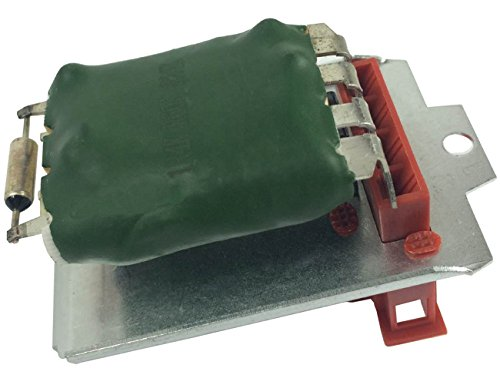 Topaz 8D0959263 Blower Motor Resistor for Volkswagen Passat Audi (Passat Relay)