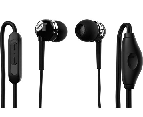 Sennheiser PC300 G4ME Earbuds with Integrated Microphone (Discontinued by Manufacturer)
