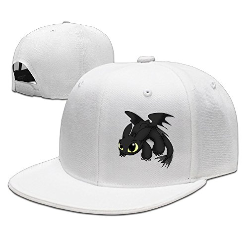 Toothless The Dragon Myths Mascots Cool Baseball Caps Snap Back]()