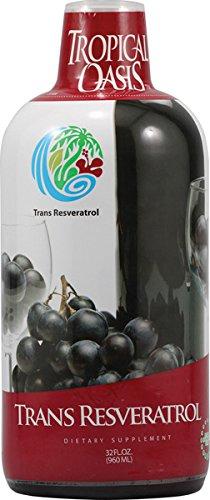Tropical Oasis Trans Resveratrol - 32 fl oz