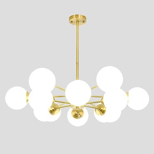 Luxus Kronleuchter Schlaf Zimmer Decken Pendel Luster Lampe Altmessing Leuchte