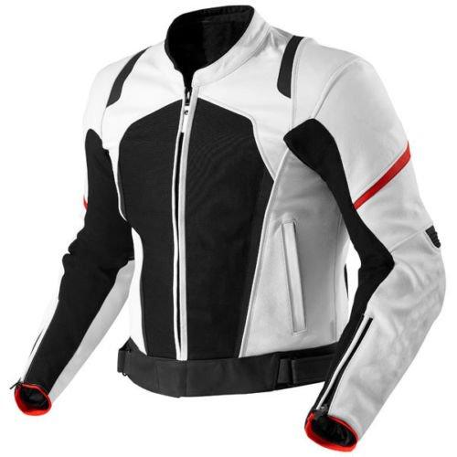 Medium Motorcycle Leather Racing Jacket - 5
