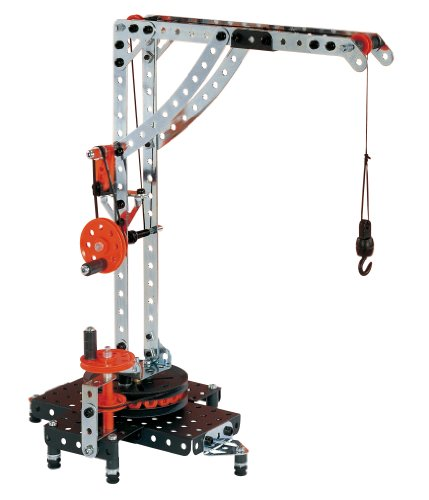Construction Toys Sets : Erector by meccano super construction set motorized