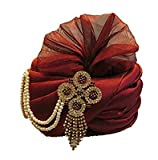 J.Tushar Groom wedding turban