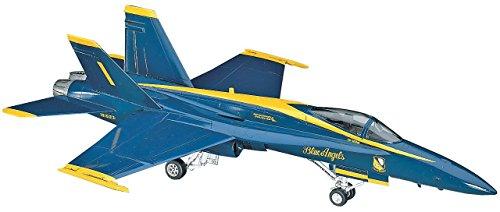 Hasegawa 1/72 Blu Angel F/A-18A Hornet