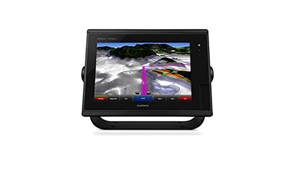Garmin 010-01307-12 GPSMAP 7412X SV J1939 - Plotter de Red de ...