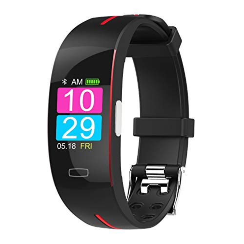 Price comparison product image Smart Watch Color Screen Heart Rate ECG Bracelet Wristband for iOS Android Cheap Under Dollar