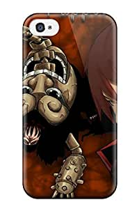 TYH - 4223225K21242123 New Style Akatsuki Premium Tpu Cover Case For Iphone 4/4s phone case