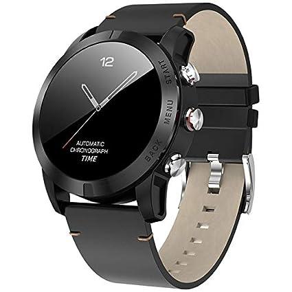 Amazon.com: HAMSWAN IP68 Waterproof Smart Watch Men Fashion ...
