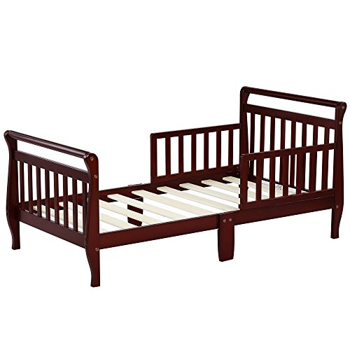 Dream On Me Sleigh Toddler Bed Amazon