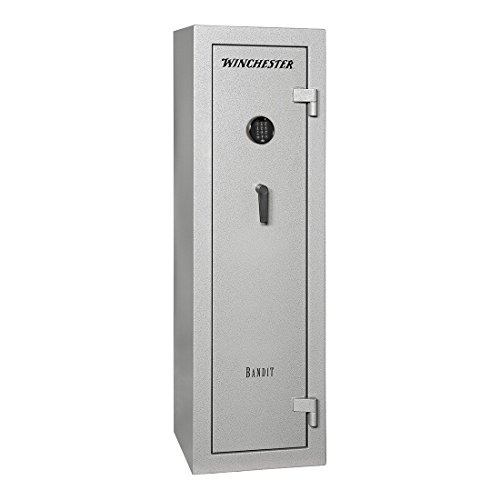 Winchester Safes B-6018F1-10-11-E Bandit 10 Gun Safe with Electronic Lock
