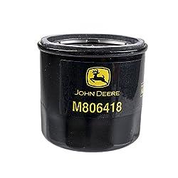 M806418 John Deere Oil Filter 1023E, 1025R, 1026R,