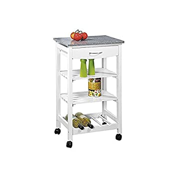 Küchenwagen mit granitplatte  Küchenwagen m.Granitplatte: Amazon.de: Spielzeug