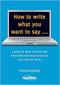 how to write what you want to say pdf