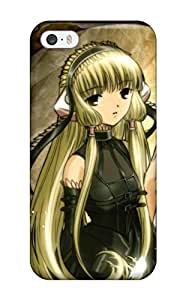 For Iphone 5/5s Fashion Design Chobits Case-fbymrUn1638LCfuz
