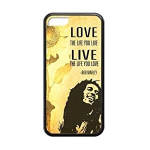 MMZ DIY PHONE CASELove the life you live Custom Cases for iphone 6 4.7 inch TPU (Laser Technology)