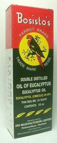 Bosisto's Parrot Brand Eucalyptus Oil 56ml