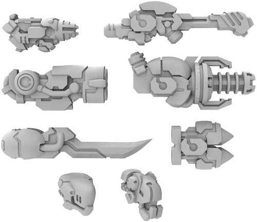 Warcaster Aeternus Continuum Nemesis Weapon Pack Warjack Variant A