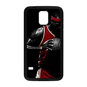 Custom LeBron James Personalized Samsung Galaxy S5 TPU Case Cover phone Cases Covers by Maris's Diary