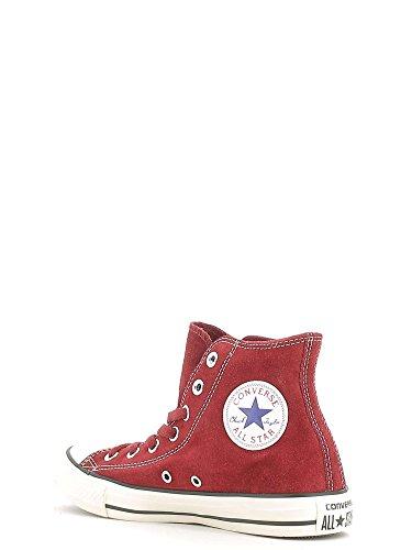 Multicolore Converse Adulto Sneaker Hi Converse Unisex Star Star Suede qH8wWPqp