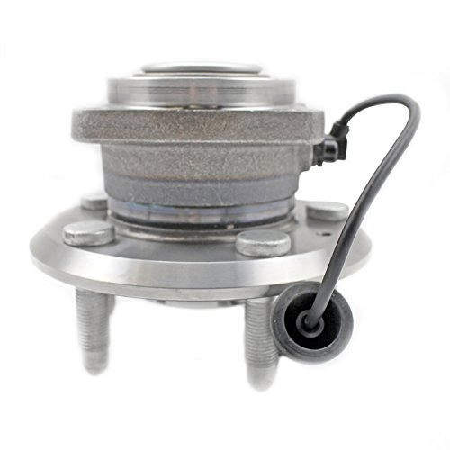CRS NT930838 New Wheel Bearing Hub Assembly, Rear Left (Driver)/ Right (Passenger), for 2010-2016 Chevy Equinox, 2010-2016 GMC Terrain, FWD/AWD by CRS (Image #4)
