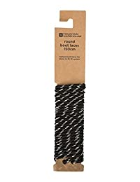 Mountain Warehouse Round Boot Laces - 150cm Hiking Shoe Laces