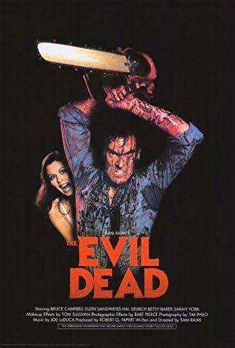 "11/"" x 17/"" Set of 3 - Movie Collector/'s Poster Prints Evil Dead Trilogy -"