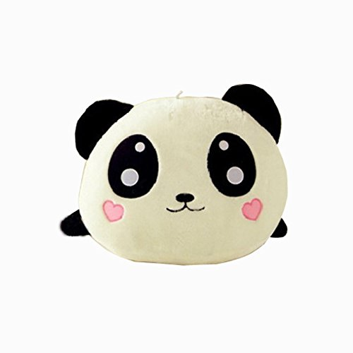 GreatFun 25cm Cute Plush Doll Toy Stuffed Animal Panda Pillow Excellent Quality Gift (High Quality Gift Baskets)