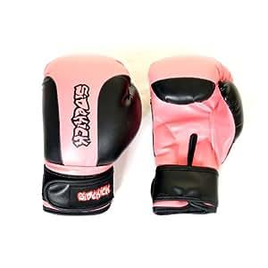 Sidekick - Guantes de boxeo para niña (170g), color rosa