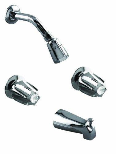 Aqua Polished Faucet - 9