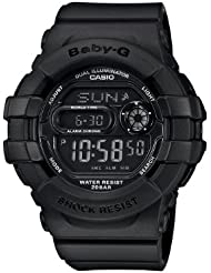 Casio Womens BGD140-1ACR Baby-G Shock-Resistant Multi-Function Digital Watch