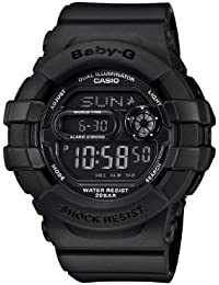 Women's BGD140-1ACR Baby-G Shock-Resistant Multi-Function Digital Watch