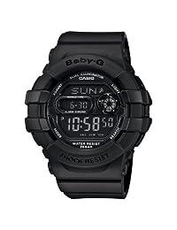 Casio BGD140-1ACR Baby-G Reloj digital multifunción resistente a los golpes para mujer