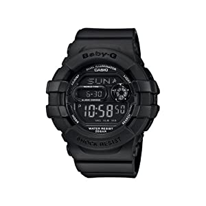 41ILNOdOeuL. SS300  - Casio Women's BGD140-1ACR Baby-G Shock-Resistant Multi-Function Digital Watch