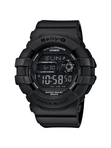 Casio Women's BGD140-1ACR Baby-G Shock-Resistant Multi-Function Digital Watch (Baby G Shock)