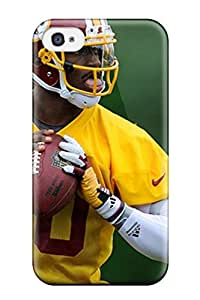 Marco DeBarros Taylor's Shop Premium Durable Robert Griffin Iii Fashion Tpu Iphone 4/4s Protective Case Cover
