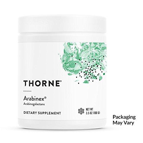 Thorne Research - Arabinex - Prebiotic Fiber Powder for Immune Support - 3.5 oz. (100 g)