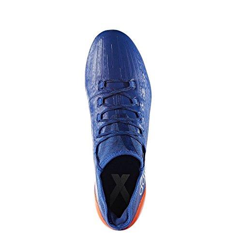 Hombre 16 Cobalto Fútbol Para Adidas X Fg Botas De 1 Azul g66q8w