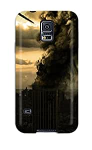 Shock-dirt Proof Apocalyptic Case Cover For Galaxy S5