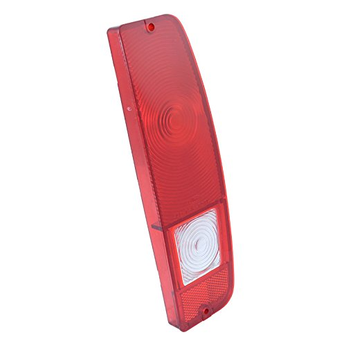 DENNIS CARPENTER FORD RESTORATION PARTS 1967-1977 RIGHT HAND STYLE SIDE TAIL LIGHT - F100 Lens