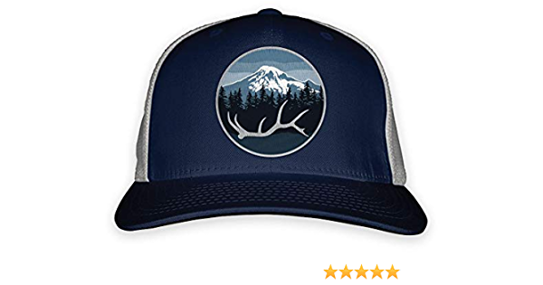 Rep Your Water River Griz 5-Panel Hat One Size