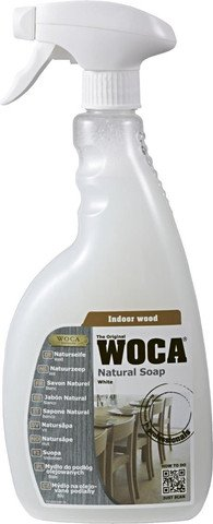 Woca Soap, White READY TO USE Spray for everyday maintenance