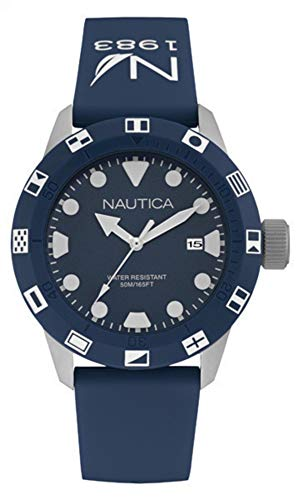 - Nautica NSR-100 Flag Men's watches NAI09511G