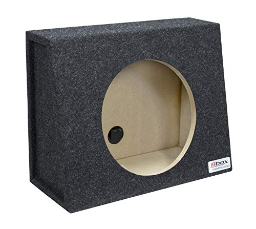 Bbox E12ST Pro-Series 12' Single Sealed Wedge Shaped Subwoofer Enclosure