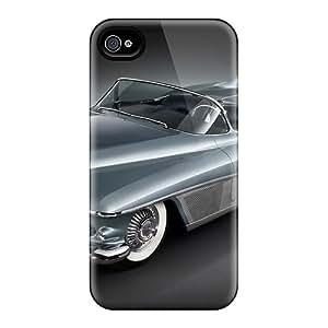 WEkjtak2864HzrDi Case Cover Lesabre Concept Car Iphone 4/4s Protective Case