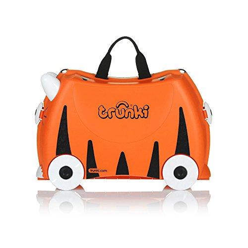 Trunki Koffer für Kinder Tipu Tiger