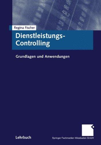 Dienstleistungs-Controlling (German Edition)