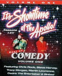 It's Showtime at the Apollo Seasons I-XV - Best of Comedy Series (Apollo 15 Dvd)