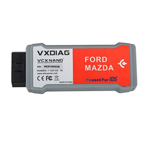 Promotion VXDIAG VCX NANO for Ford/Mazda 2 in 1 with IDS V97 by cartools